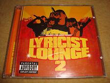 Lyricist Lounge Vol 2-Rawkus Notorious B.I.G. Mos Def Pharoahe Monch nate Dogg