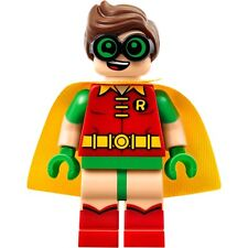NEW LEGO ROBIN MINIFIG figure minifigure 70905 70902 batman movie dc boy wonder
