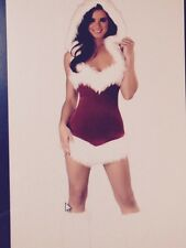 Womens Sexy XMAS CHRISTMAS Fancy Dress Costume Outfit