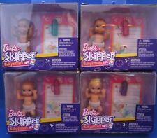 Barbie~Skipper Babysitters, Inc~Lot of 4 Babies