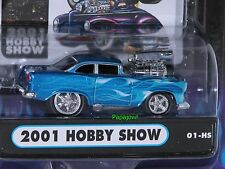 Muscle Machines 2001 Hobby Show 1955 Chevrolet 55 Chevy Limited Release 1:64