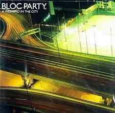 CD - Bloc Party - A Weekend In The City