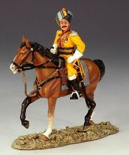 KING & COUNTRY SONS OF EMPIRE SOE003M SKINNER'S HORSE INDIAN OFFICER MIB
