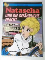 Natascha, Bd.3, Natascha und die gefährliche Fracht Carlsen Verlag 1.Auflage Z 1