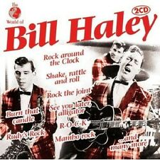 BILL HALEY & HIS COMETS / BILL HALEY & HIS COMETS * NEW 2CD'S * NEU