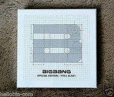 BIGBANG - STILL ALIVE : SPECIAL EDITION (CD+Photobook+Family Card) + GIFT