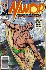 Marvel Comics 1990 NAMOR: THE SUB-MARINER #1-4 Early Series Set 2 3 Newsstand