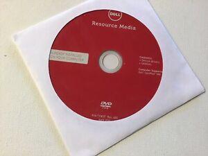 DELL Resource Media Drivers Diagnotics Utilites for Dell OptiPlex 390