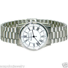 TIFFANY & Co. PORTFOLIO Swiss Made Men's Stainless Steel Watch Pre-Owned