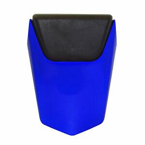 Bleu passager selle siège arrière cache solo capot pour YAMAHA YZF R1 2000-2001