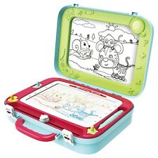 Learning Art  Easel  Drawing Board Portable with handle  Creative toy travel NEW