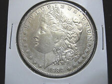 1884-O Morgan Silver Dollar from a 60 Year Cache FREE US SHIPPING