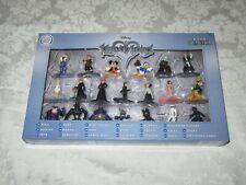 Jada Toys Nano Metalfigs Disney Kingdom Hearts Box Set of 20 Sora Riku Kairi