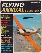 Flying Magazine Annual & Pilot's Guide for 1968