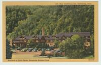 Unused Postcard New Gatlinburg Inn Gatlinburg Tennessee TN Great Smoky Mts