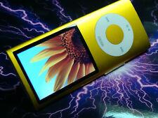 Yellow iPod™ Nano 4th Gen 16GB - NEW BATTERY - Your iPod_Wizard
