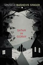 Satan In Goray (Vintage classics) by Isaac Bashevis Singer, NEW Book, FREE & FAS