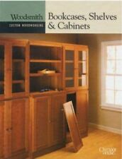 Woodsmith Bookcases, Shelves and Cabinets (2003, Hardcover)