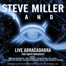 STEVE MILLER BAND - Live Abracadabra - 2 CD Set - 732046