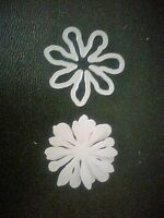 Sizzix Thinlits Die Cutter & Embosser FLOWER FLOWERS   fits Big Shot Cuttlebug