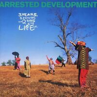 ARRESTED DEVELOPMENT - 3 YEARS 5 MONTHS & 2 DAYS ... CD ~ PEOPLE EVERYDAY *NEW*