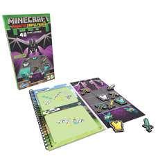 ThinkFun Minecraft Magnetic Travel Puzzle Board Game