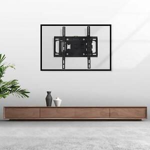 Tilt & Swivel TV Wall Bracket Mount For Samsung LG 26 32 40 43 49 50 55  inch