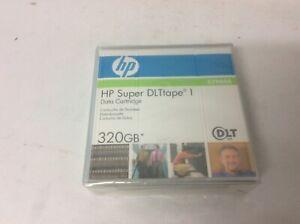 HP Super DLT tape 1 320GB Data Cartridge