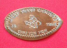 Carlton Fisk elongated penny Usa cent Mlb Baseball coin Most Years Catcher