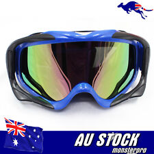 2015 Silver Gear-MX Moto X  Dirtbike Goggles Adjustable Windproof Anti-stamping
