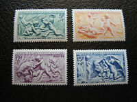FRANCE - timbre yvert et tellier n° 859 a 862 n** (A20) stamp french