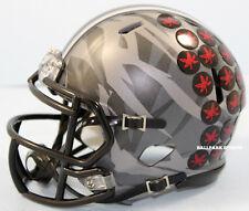 OHIO STATE BUCKEYES (2017 ALTERNATE) Riddell Speed Mini Helmet
