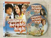 DVD TV - Summer Heights High Season Series 1 - INSERT & DISCS ONLY