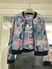 Adidas Girls Marble Top and matching Jacket Age 11-12 - Excellent condition