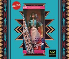 BARBIE - NATIVE AMERICAN SECOND EDITION - DOLLS OF THE WORLD - MATTEL 1993 NRFB