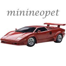 AUTOart 74534 LAMBORGHINI COUNTACH 25TH ANNIVERSARY EDITION 1/18 MODEL CAR RED