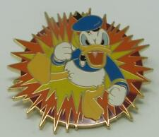 WDCC Disney Feisty Donald Duck 2004 Convention Pin LE 6200