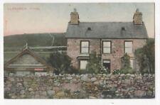 Llanaber Frondeg Barmouth Vintage Postcard K Ellis 808b