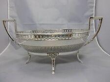 wunderschöne Jardiniere Gebr. Deyhle um 1900 Silber 800 punziert Queen Anne Dek.