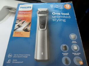 Philips Series 7000 12-in-1 Ultimate Multi Grooming Kit