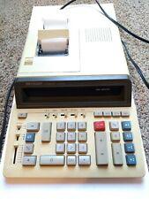 Sharp compet CS-2870 calculator.