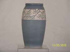 Door American Art Pottery Arts & Crafts Vase