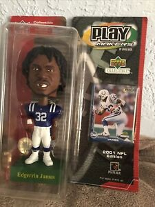 2001 Upper Deck Play Makers - NFL Edition - Indianapolis Colts - Edgerrin James