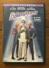 Galaxy Quest - Tim Allen, Sigourney Weaver, Alan Rickman - Widescreen Dvd
