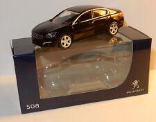Peugeot 508 Mie-vie 2014 White Norev 3 Inches 1/64 Box dealer