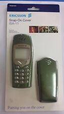 COVER ERICSSON A2618 ISA-11 TITANIUM GREEN ORIGINALE-in blisterOfferta