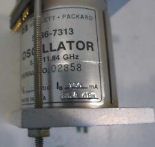 HP 5086-7313 Oscillator 5.76 to 11.84 GHz #3