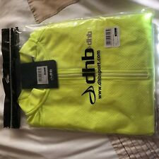 DHB Fluro Short Sleeve Cycling Jersey - Large