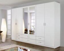 Kleiderschrank weiß hochglanz mit spiegel  Kleiderschränke in Weiß | eBay