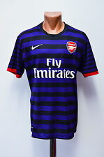 Arsenal london 2012/2013 away football shirt jersey maglia nike angleterre